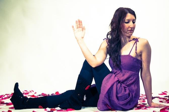 Marichyasana yoga
