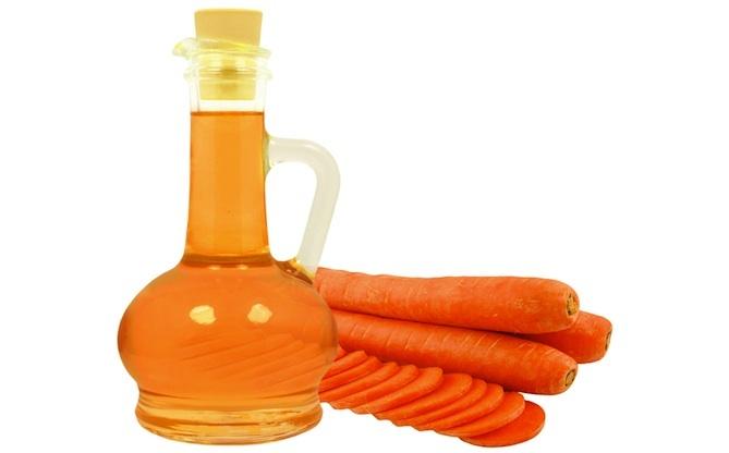 olio di carota