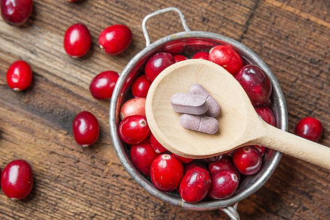 mirtillo rosso capsule
