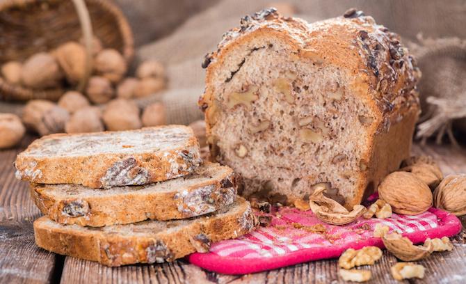 pane farina semi di lino