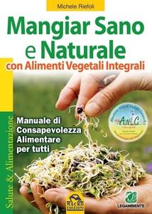 libro mangiar sano e naturale