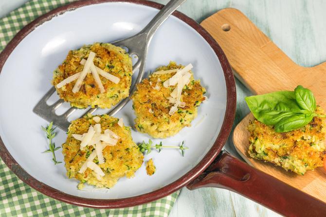 muffin quinoa