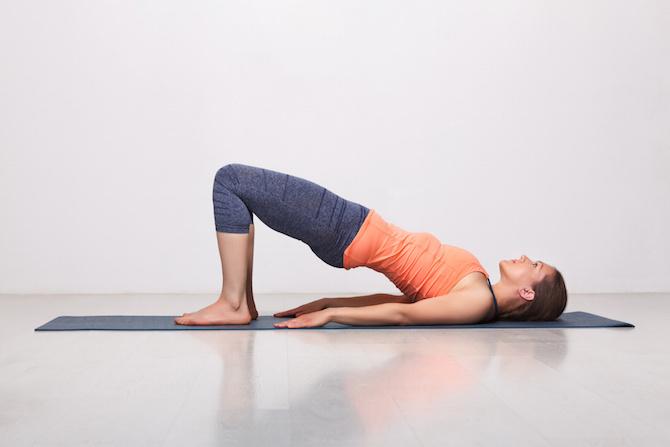 ponte yoga