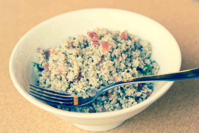 quinoa dieta a zona