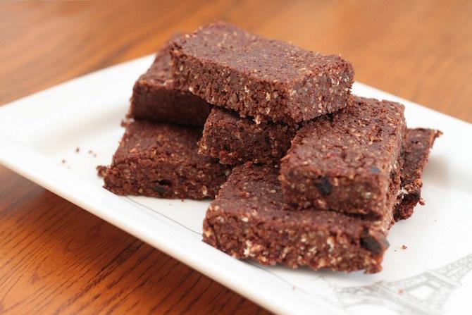 brownies sciroppo d'acero