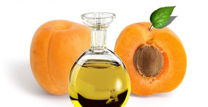 massaggio olio di albicocca