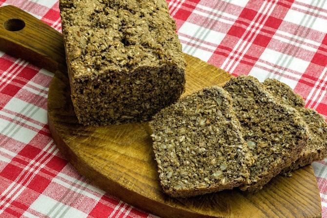 semi di chia pane