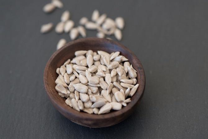 semi di girasole da mangiare