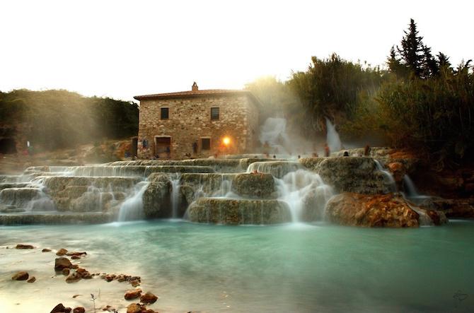 piscine naturali terme saturnia