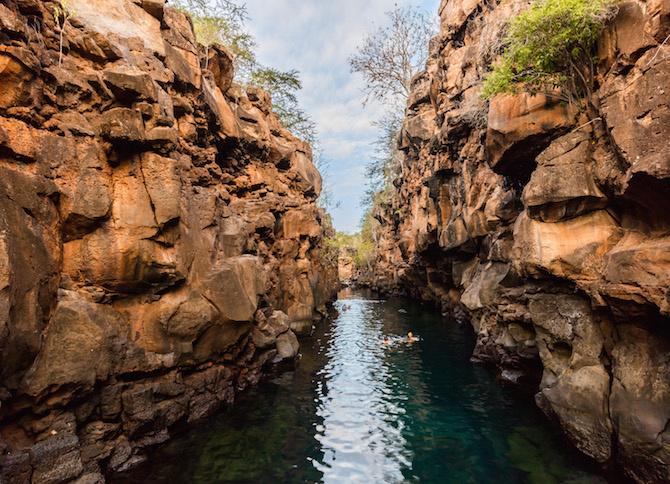 piscine naturali las grietas