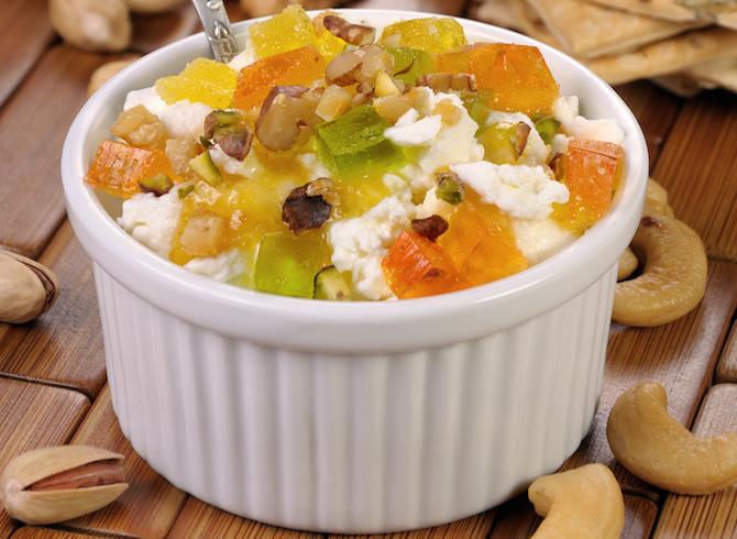 insalata potassio albicocche