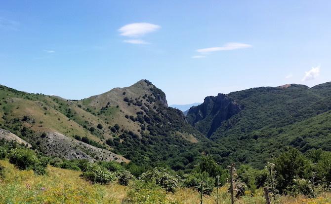 posti per fare trekking parco madonie