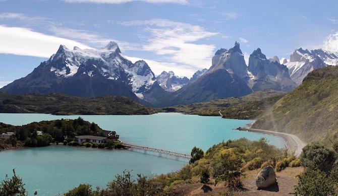 posti per fare trekkin patagonia