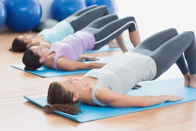 yoga muscoli yogilates