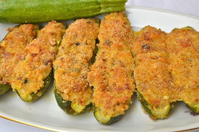 dieta mediterranea zucchine ripiene