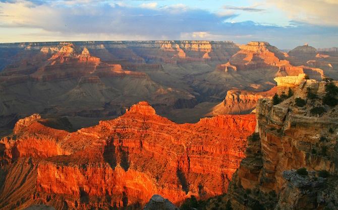 mete rilassanti grand canyon