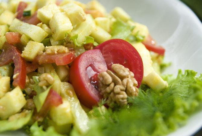 ricette dieta agosto insalatona