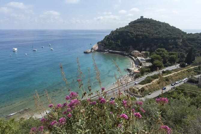 spiagge italia baia saraceni