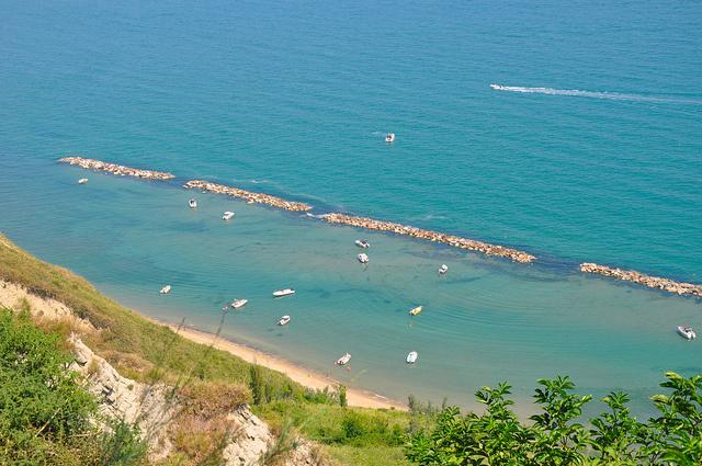 spiagge italia fiorenzuola di focara
