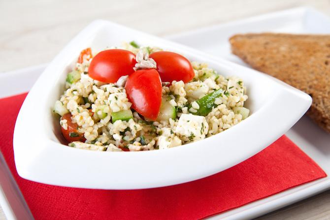 grano duro usi ricette insalata