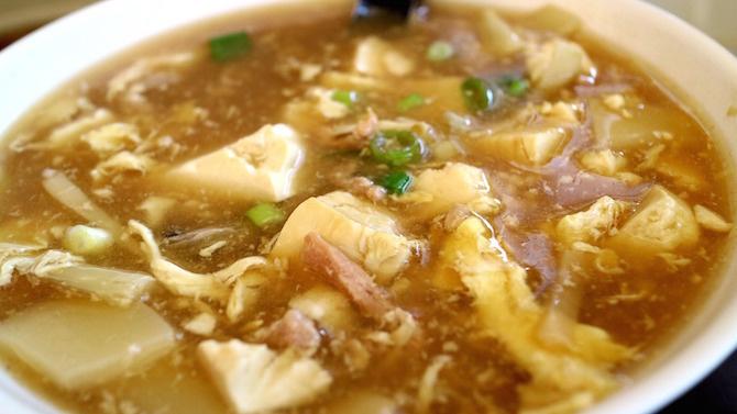 bambù minestra