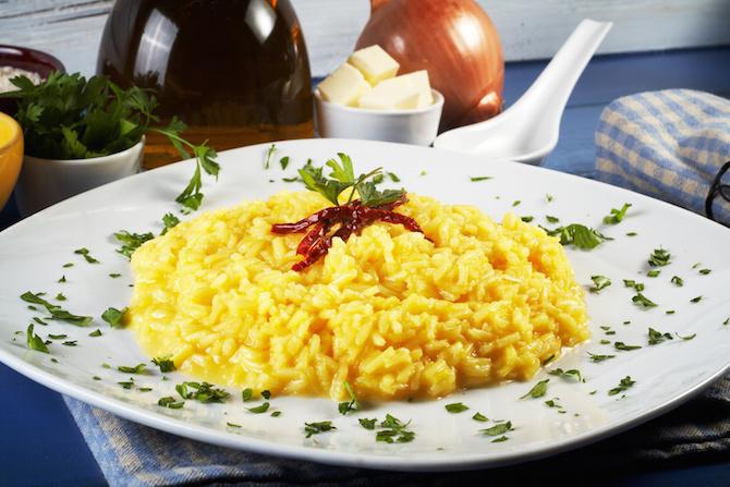 sedano rapa ricette light riso