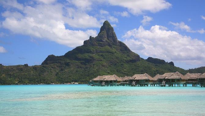 luoghi naturali atolli polinesia