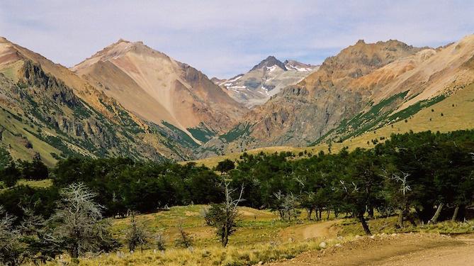 luoghi naturali patagonia