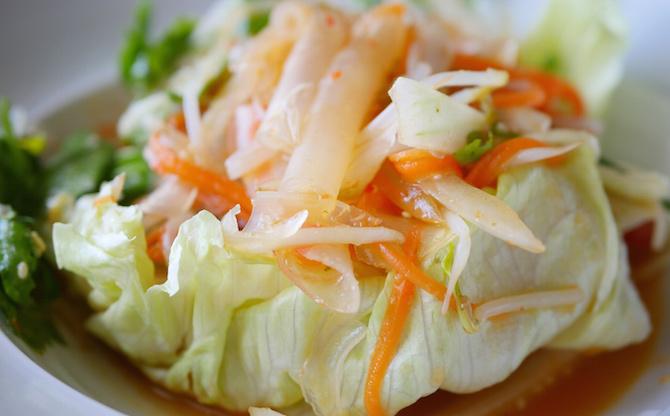 ricette indonesiane verdura saltata