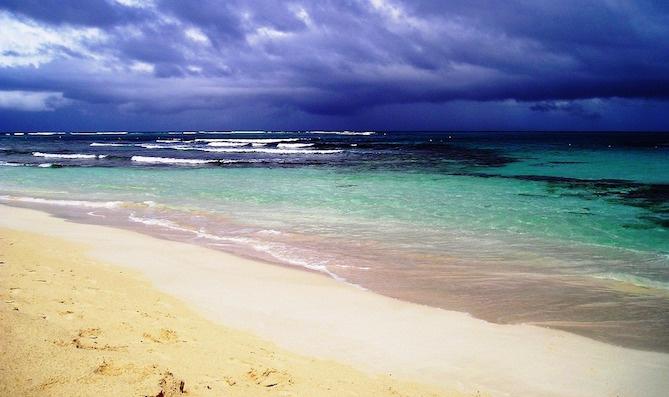 spiaggia flamento beach porto rico