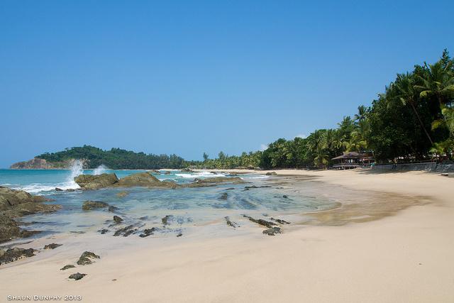 spiaggia ngapali myanmar