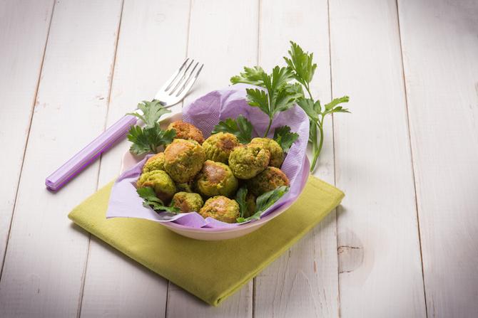 ricette macrobiotica grano saraceno falafel