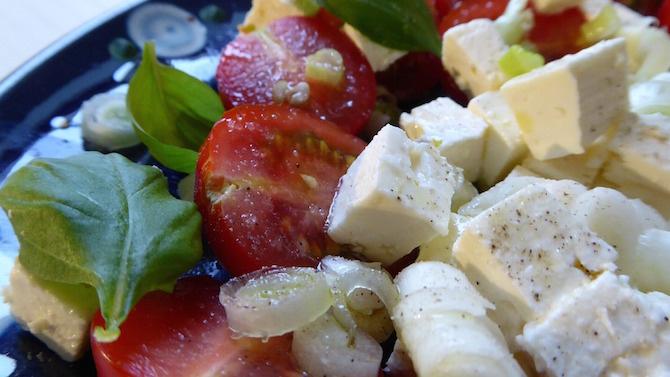 pomodori insalata feta