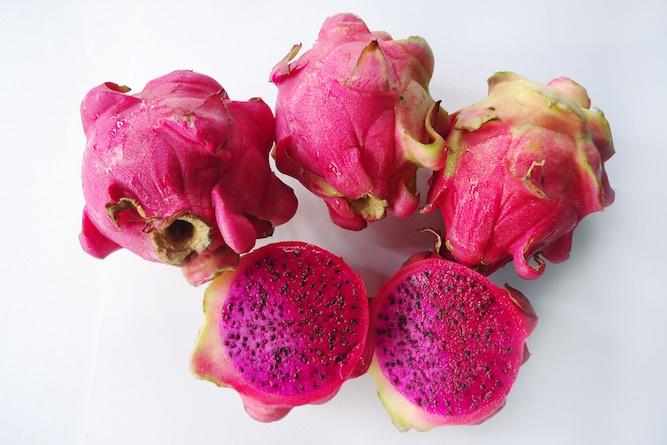dragon fruit polpa viola