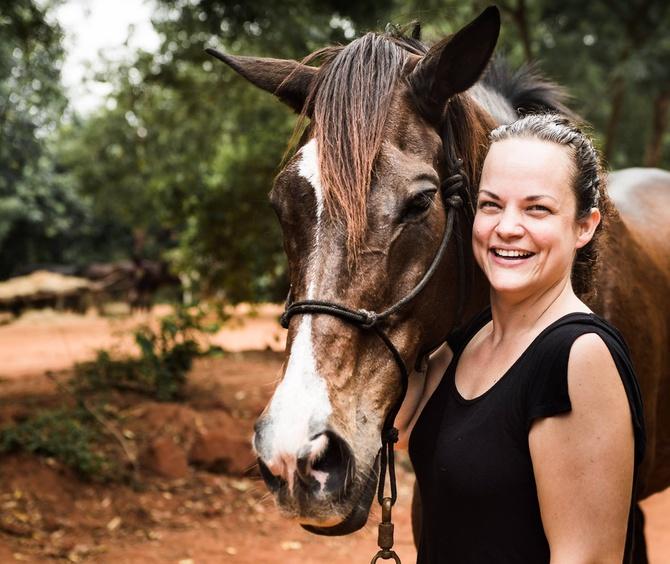 Divya Lieser cavalli