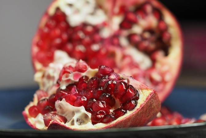 melograno coltivazione frutti
