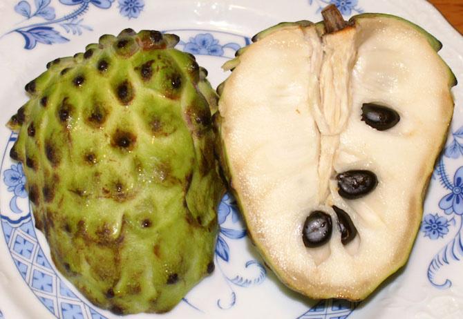 atemoya frutto