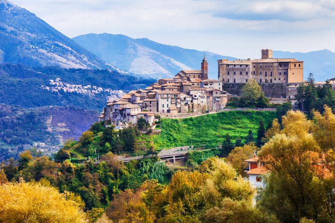 autunno roma castelli romani