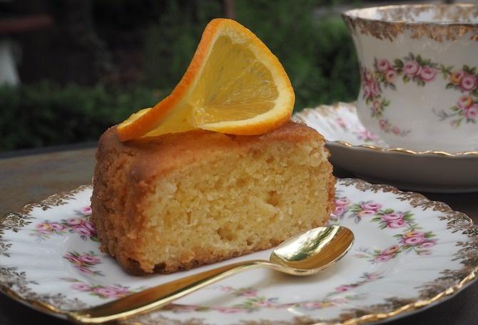 dieta dicembre ricetta torta arancia
