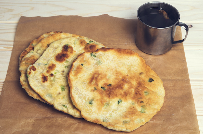 ricette afrodisiache sedano pane