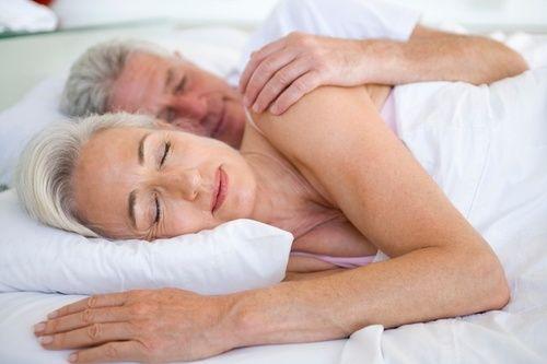 Sonno degli anziani