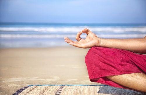 Mani nello yoga