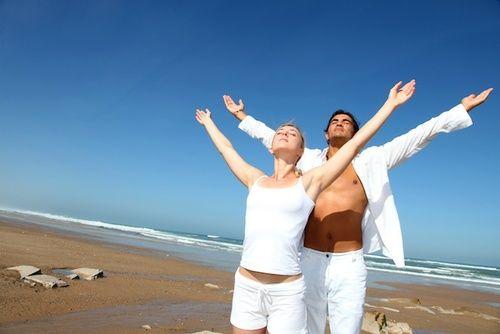 Prevenire l'osteoporosi con il sole
