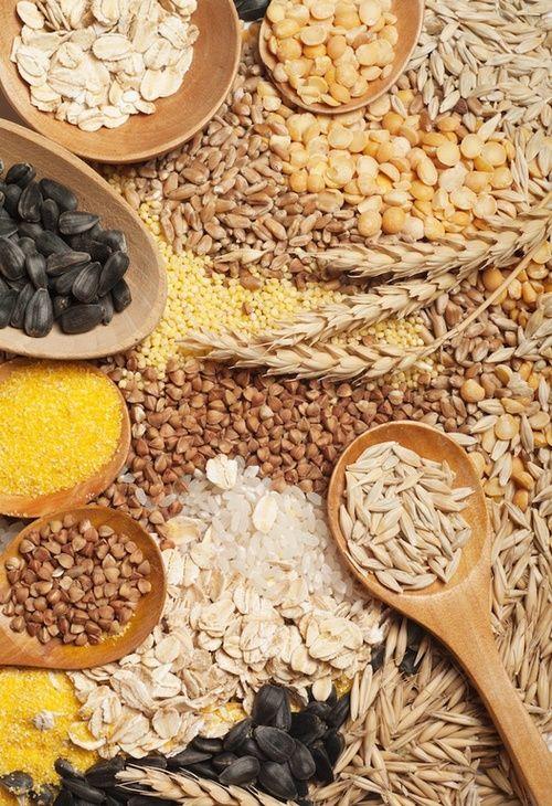 Cereali nell'alimentazione contro le emorroidi