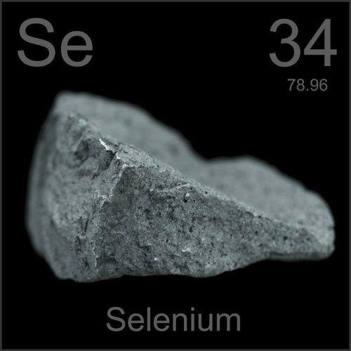 Selenio, proprietà e uso