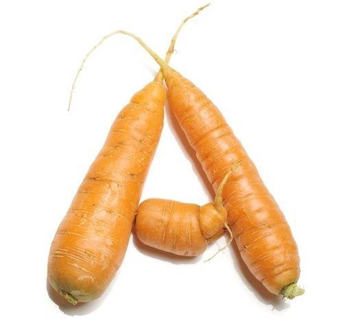 Carote, fonte di antiossidanti