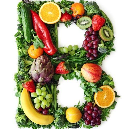 Vitamina b negli alimenti