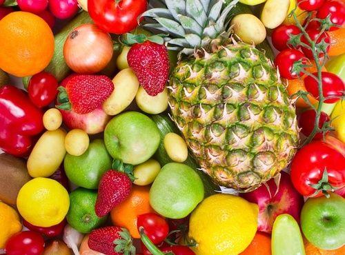 Coloranti naturali da frutta e verdura