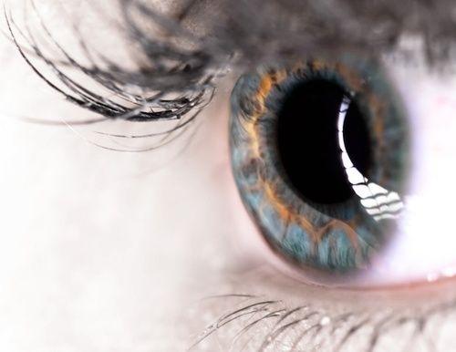 Trucco naturale occhi