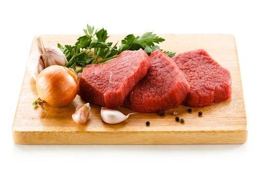 Carne che contiene carnitina